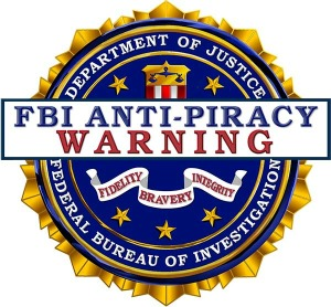 FBI Copyright seal