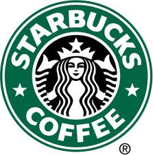 The starbucks logo - example of a registered trademark